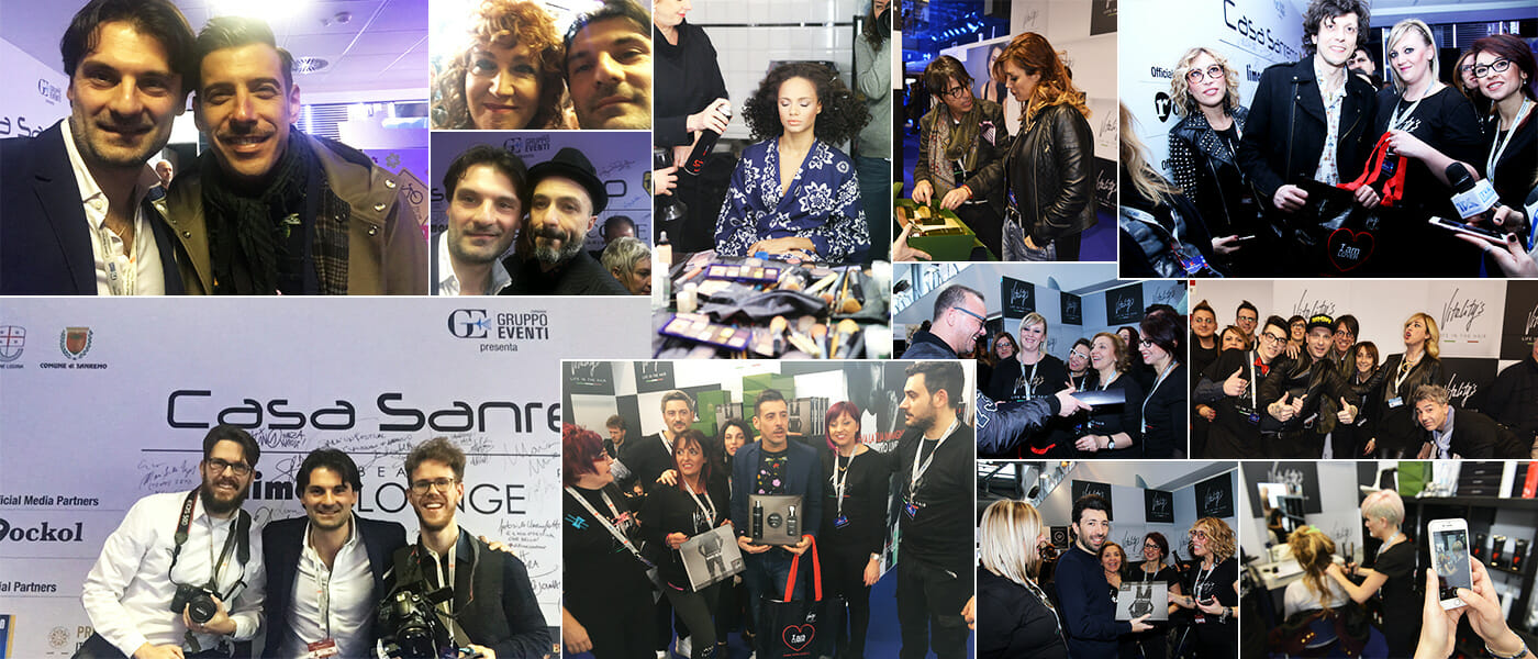 comunico group al Festival di Sanremo con Vitality's