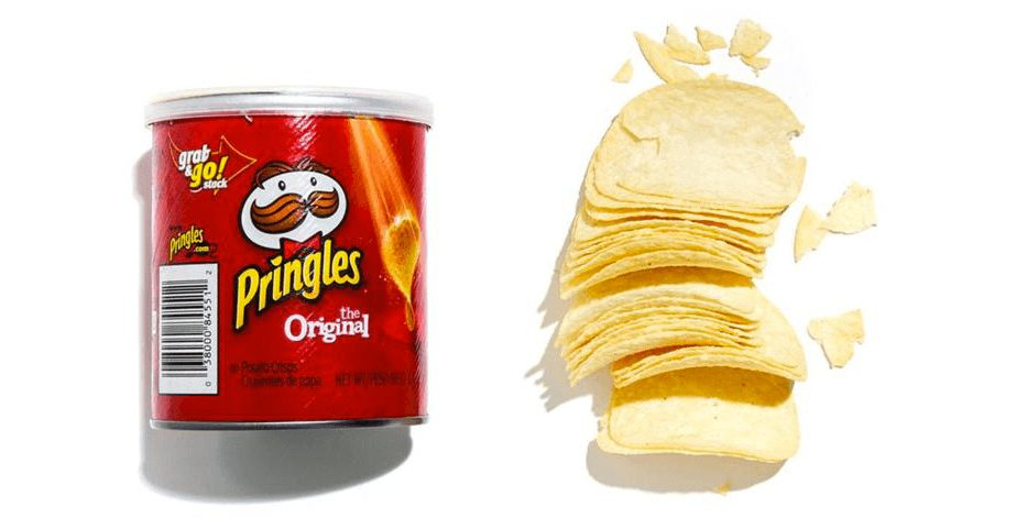 packaging design pringles
