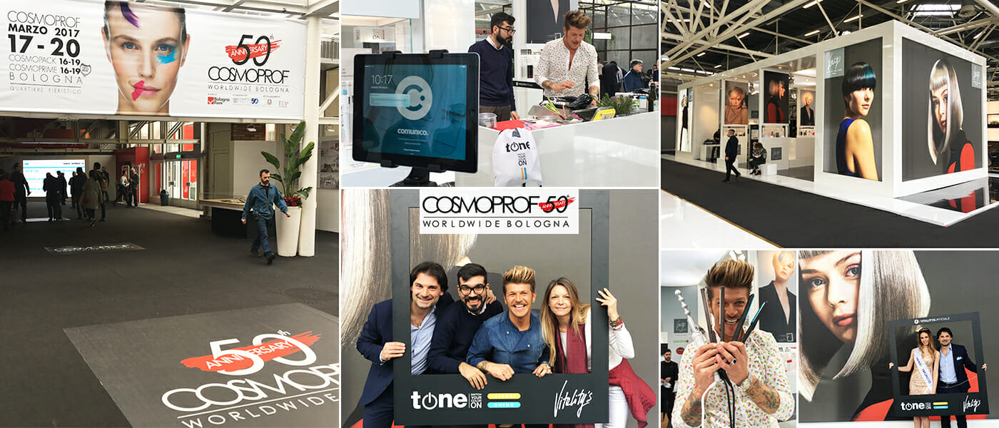 Comunico Group al Cosmoprof