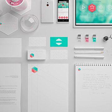 immagine coordinata aziendale