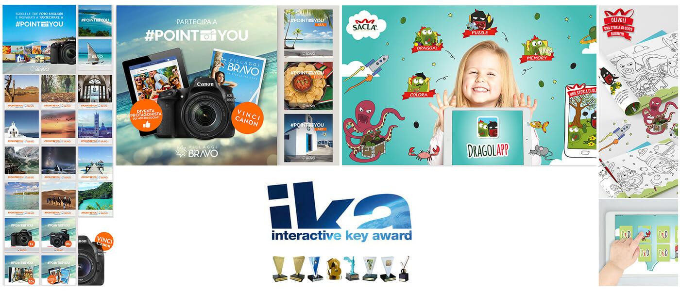 Comunico Group interactive key award
