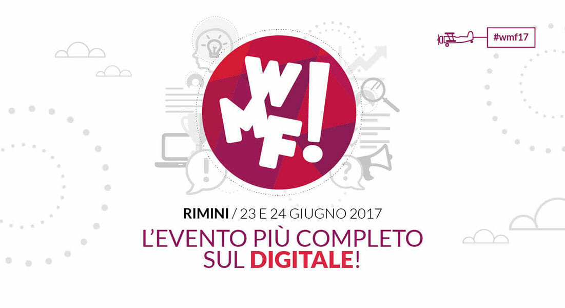 Comunico Group al web marketing festival