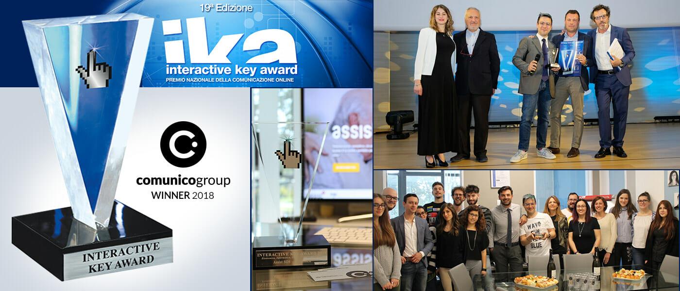 Comunico Group vince IKA