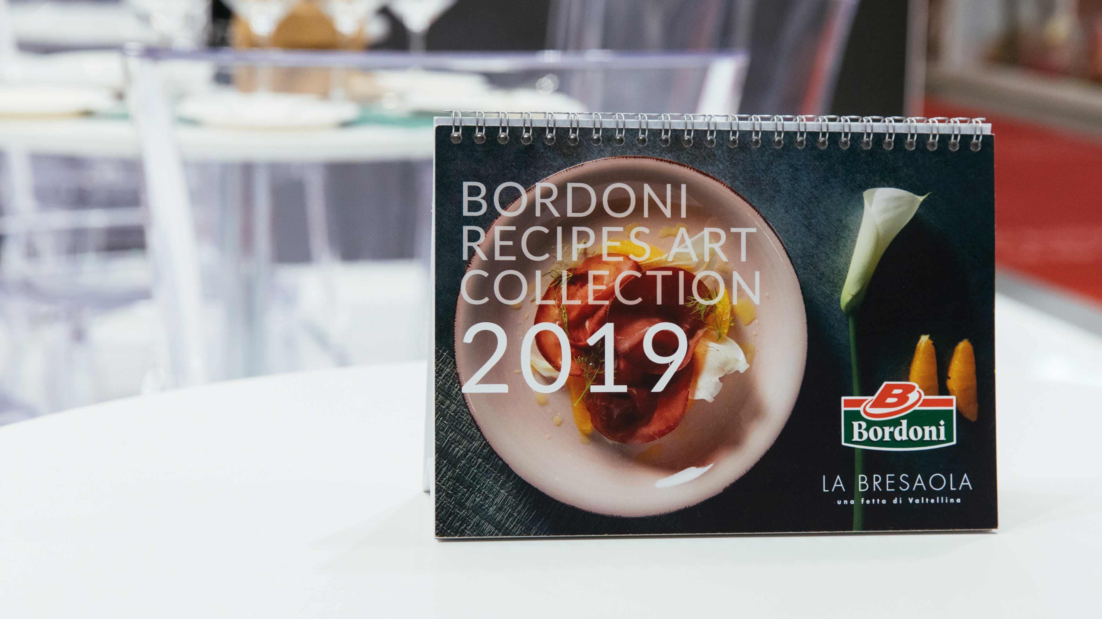 realizzazione dei calendari di Bordoni
