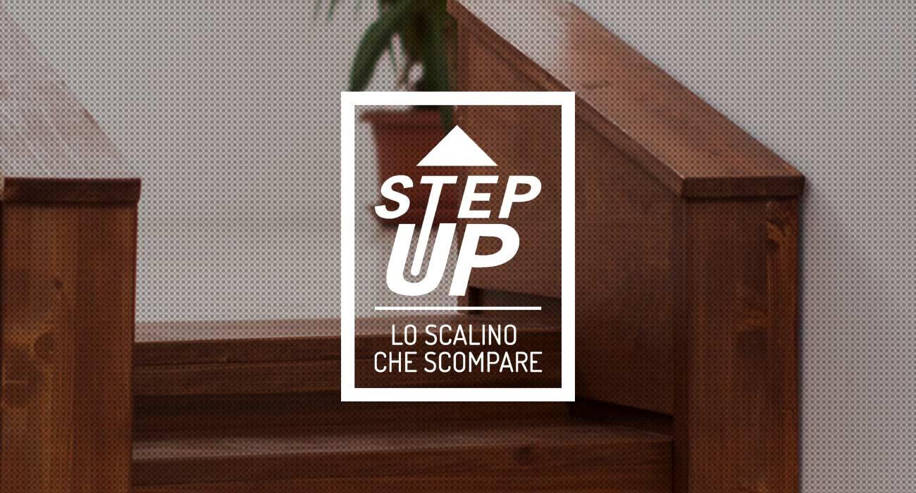 creazione logo di step up