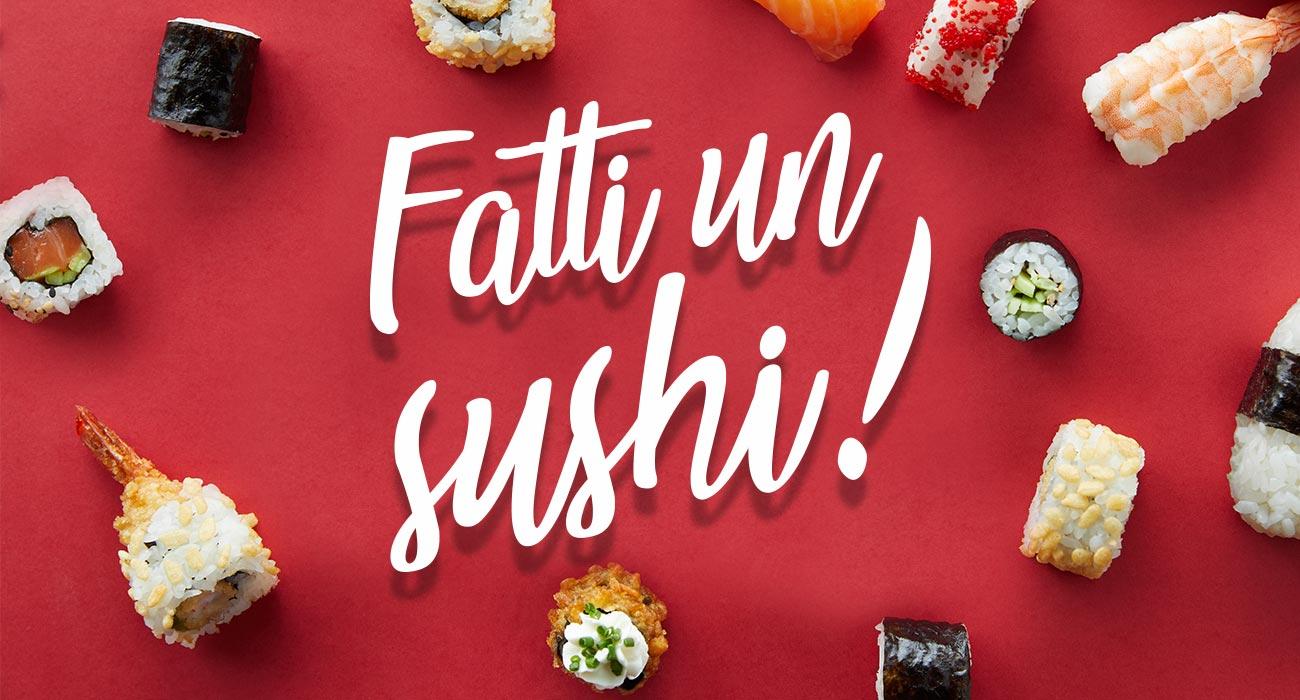 realizzazione grafica di sushiko