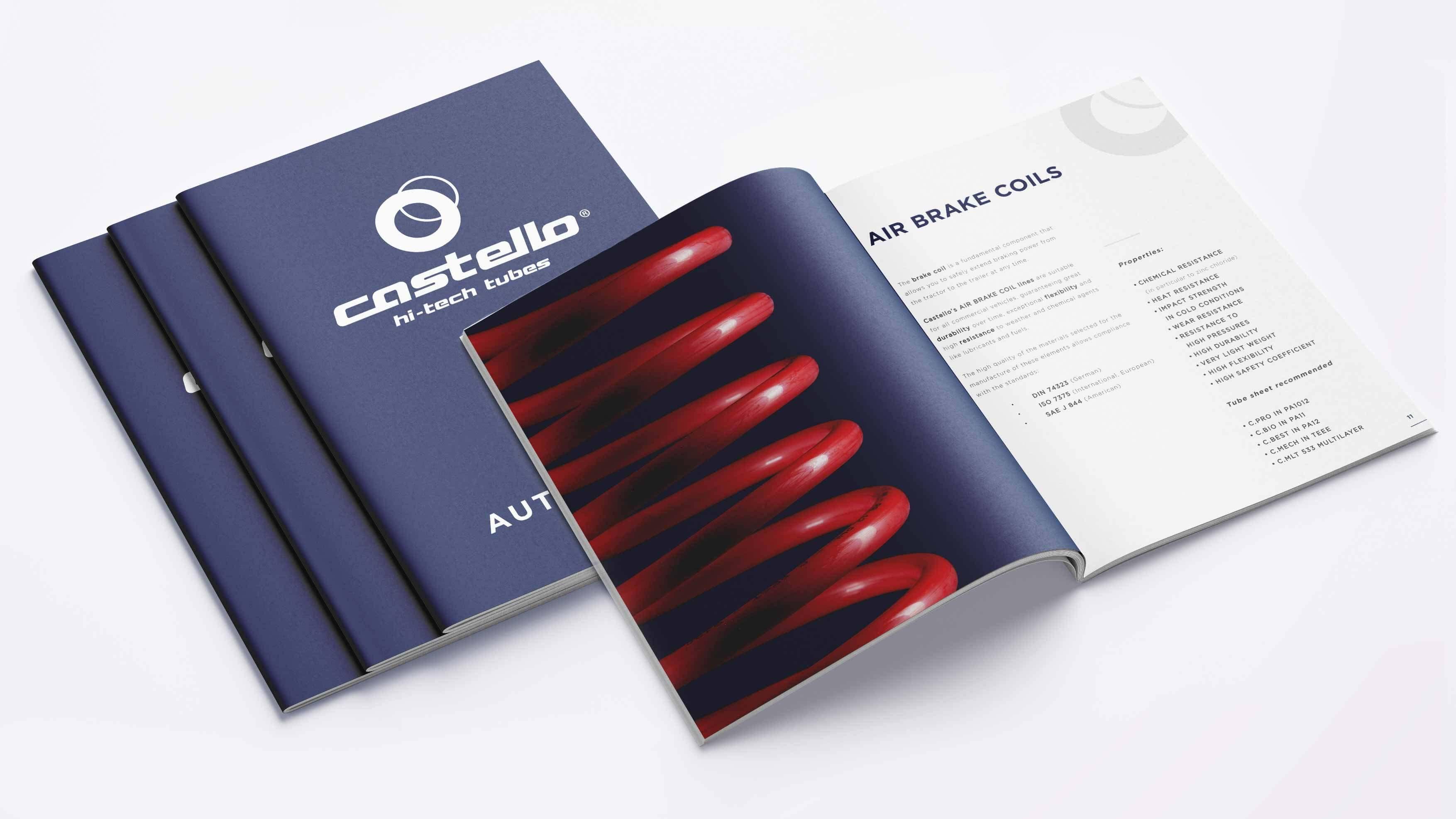 clienti Castello automotive catalogo prodotti