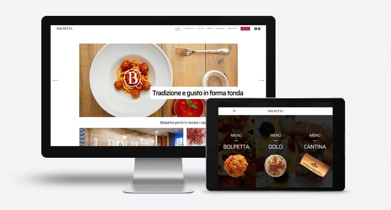 creazione sito Bolpetta
