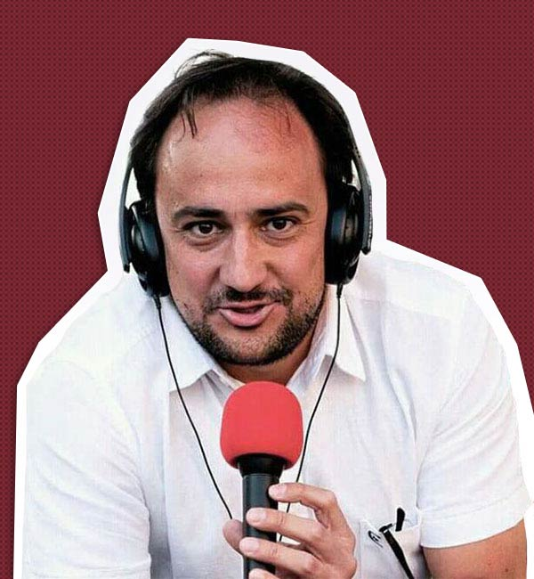Piero Rigolone Media Specialist