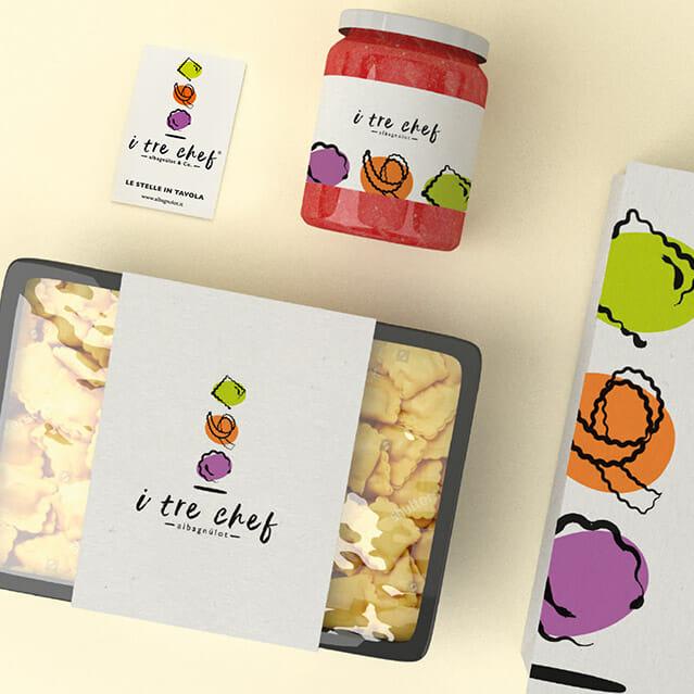 agenzia di brand identity food e packaging