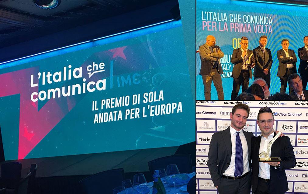 comunico group vince il premio italia che comunica